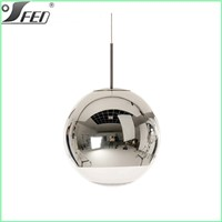 Tom Dixon Mini Mirror Ball Pendant Light for Christmas
