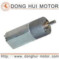 20mm dc gear motor 12v 10rpm For Electronic Door Locks