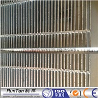 galvanized mild steel grating(China manufacture + ISO9001)