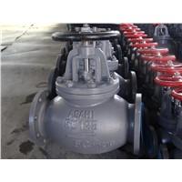 JIS marine cast iron globe valve F7305 5K