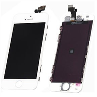 for iPhone 5S 5C complete with touch screen digitizer assembly screen replacement