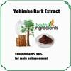 natural herbal yohimbe bark extract yohimbine powder sex stimulation medicine for men