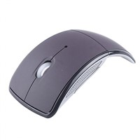 2.4G Optical Wireless Folding Mouse with high quality