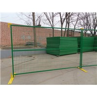 outdoor Canada temporary fence panels/top-selling & best quality Canada Mobile fencing panels