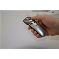 Android Compatible RF 2.4G Wireless Presenter with Red Laser Pointer