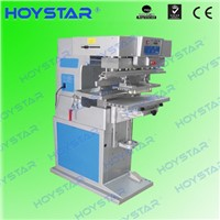 Laptop keyboard pad printing machine