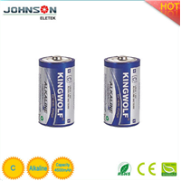 Well-known 1.5v lr14 alkaline saft battery