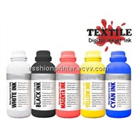 high quality water based textile ink for T-shirt printers, DTG printers