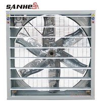 AC axial exhaust fan for work places with CE|CCC certificate