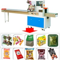 Automatic Popcorn Packing Machine Snack Packaging Machine