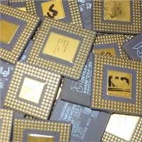 CERAMIC GOLD CAP CPU