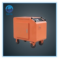 Box type movable ship oil purifier LYC-C50