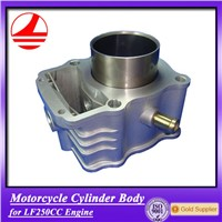 LF250CC Motorcycle Cylinder Body With High Quality