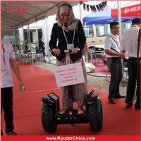 Rooder 2 Wheel electric stand up self balance power scooter mobility vehicle Electric Scooter rm09d