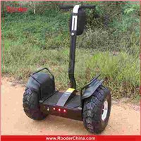 Rooder Lithium battery self balancing scooters 2 / Two wheel electric scooter for adults supplier