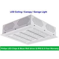 160W LED Ceiling Light, LED Petrol Station Light