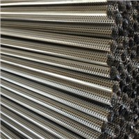 304 perforated stainless steel welded pipes tubes