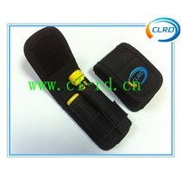 CLRD high quality nylon 3.7v cylinderical lithium battery pouches for 2*18650 battery