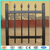 Palisade Fence /Models of Gates and Iron Fence