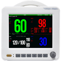Portable Patient ECG  Monitor
