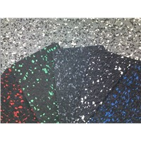 speckle rubber flooring roll