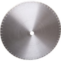 600-1600MM Diamond Wall saw blade cutting Reinforced concrete