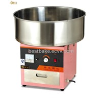 Electric cotton candy floss machine BY-MH500