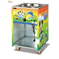 Gas automatic cotton candy floss machine for sale (BY-MH680)