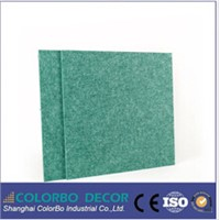 noise control polyester acoustic panel for office decoration