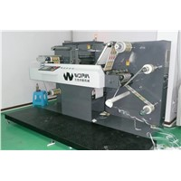 Semi rotary die-cutting machine