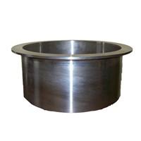 Titanium Pipe Lap Joint Stub Ends