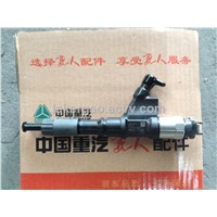 Sinotruk Howo Truck Parts Fuel Injector Assy R61540080017A