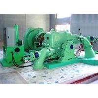Water turbine----Inclined Jet Hydro Turbine