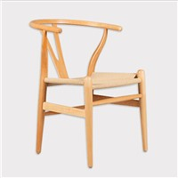 Y chair ash solid wood dining chair leisure chair hotel chair oak dining chair walnut chair