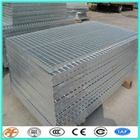 Serrated Drainage Channel Stainless Steel Grating