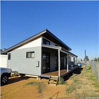 Prefab House / Prefabricated house / light steel prefab house kits / mobile home/ mobile house