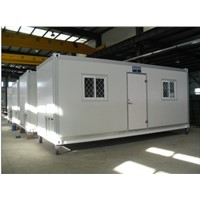 Prefab Container House Accommodation Container House