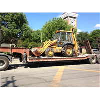Backhoe used JCB 3CX used machine