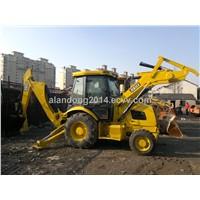 Excelelnce working condition used JCB backhoe loader for sale