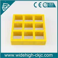 FRP Grating/Best Price Chemical Plant Transparent Fiberglass Grating