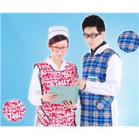 Different colors of x-ray protective apron/clothes radiology accessories