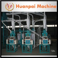 complete set mini corn flour mill price from China professional factory