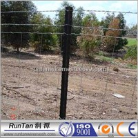 Poultry Equipment Glavanized Farm Fence/Cattle Fence For Animals