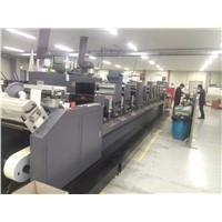 Intermittent High-speed Letter Press Label Printing Machine