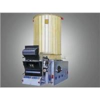 Organic heat transfer material heater