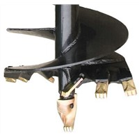 Auger Teeth for Auger Drilling
