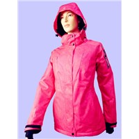 women snow / ski jacket