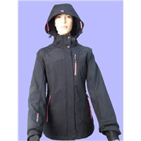 women winter snow / ski down jacket