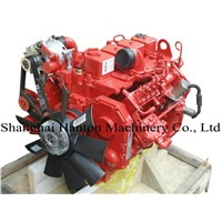 Cummins 4BTAA3.9 series diesel engine for automobile and bus
