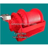 hydraulic winch drilling rig winch crane hydraulic winch marine winch